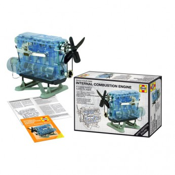 Haynes Internal Combustion Engine reviews
