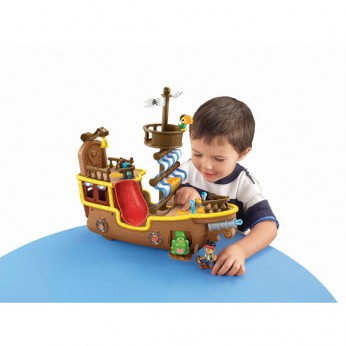 Jake and the Never Land Musical Pirate Ship Bucky reviews