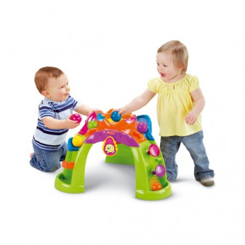 Fisher Price Stand Up Ballcano reviews