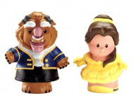 Little People Disney Princess 2 Pack Figures Asst