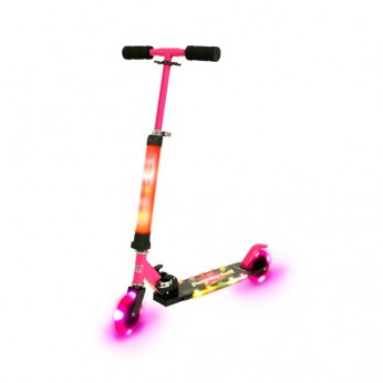 Light Up Pink Scooter reviews