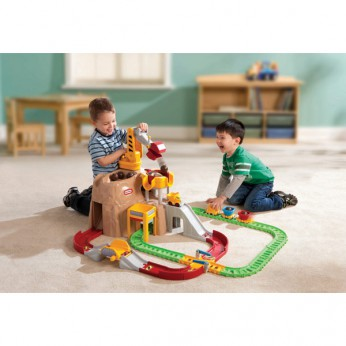 Little Tikes Construction Peak Rail and Road reviews