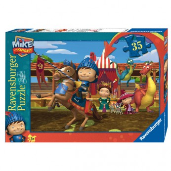 Mike the Knight 35pc reviews