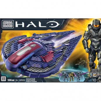 Mega Bloks Halo Covenant Seraph reviews