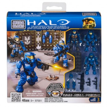 Mega Bloks Halo Combat Unit Assortment reviews
