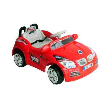 Red Pro Racer Car reviews