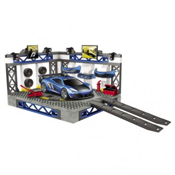 Mega Bloks Need For Speed Build and Customise Garage reviews