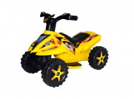 Yellow Mini-Quad