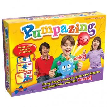Pumpazing Game
