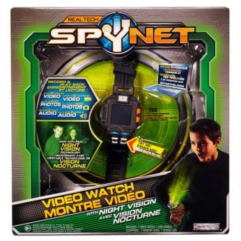 Spy Net Video Watch