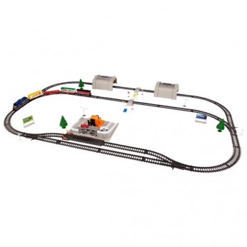 Power Trains Deluxe Set