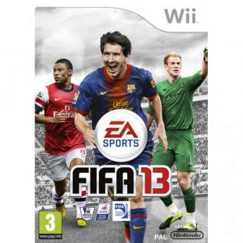 FIFA 13 Wii reviews