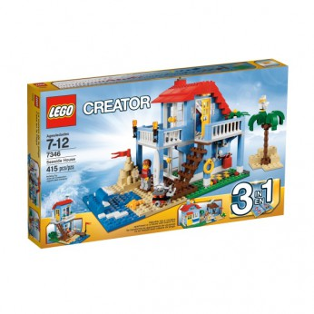 LEGO Creator Seaside House 7346 reviews