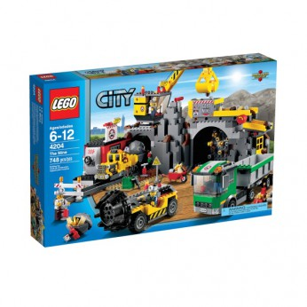 LEGO City The Mine 4204 reviews