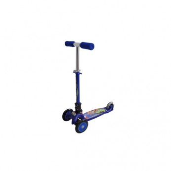 Lean and Steer Scooter Blue