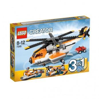 LEGO Creator Transport Chopper 7345 reviews