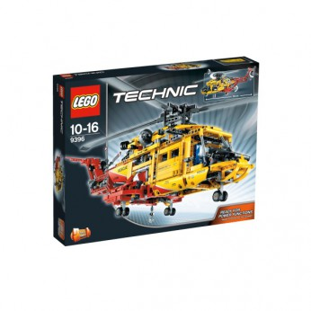 LEGO Technic Helicopter 9396 reviews