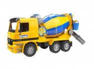 Mercedes Benz Actros Cement Mixer