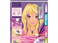 Hair and Makeup Sketchbook