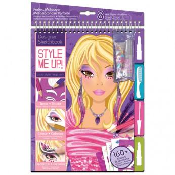 Hair and Makeup Sketchbook reviews