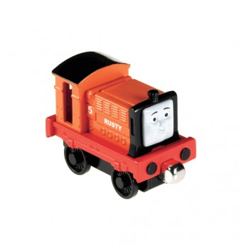 Fisher-Price Thomas Take-n-Play Rusty Engine reviews