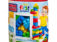 Mega Bloks First Builders Big Building Bag Classic