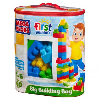 Mega Bloks First Builders Big Building Bag Classic reviews