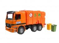 Mercedes Benz Actros Garbage Truck