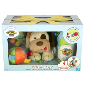 Taggies Cuddles N Tags Gift Set reviews