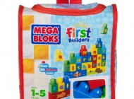 Mega Bloks First Builders Build n Learn Bags
