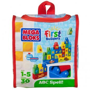 Mega Bloks First Builders Build n Learn Bags reviews