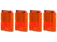NERF N-Strike Elite Hail-Fire Mission Kit
