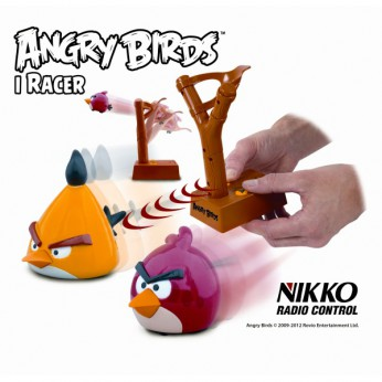 Nikko Red Angry Birds I Racer reviews