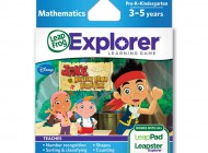 LeapFrog Explorer: Jake and the Neverland Pirates