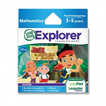 LeapFrog Explorer: Jake and the Neverland Pirates reviews