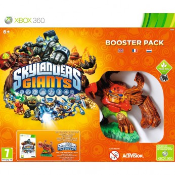 Skylanders Giants Booster Pack X360 reviews