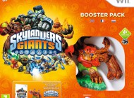 Skylanders Giants Booster Pack WII