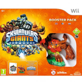 Skylanders Giants Booster Pack WII reviews