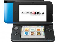 Nintendo 3DS XL Console: Blue