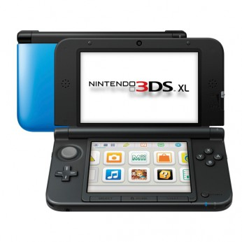 Nintendo 3DS XL Console: Blue reviews