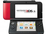 Nintendo 3DS XL Console: Red