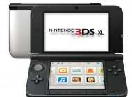 Nintendo 3DS XL Console: Silver