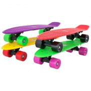 Coloured Assorted Short Board