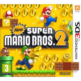 New Super Mario Bros 2 3DS reviews