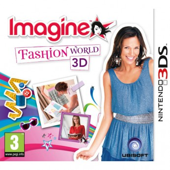 Imagine Fashion World 3DS reviews
