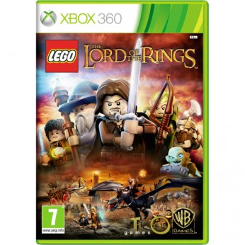 LEGO Lord of The Rings X360 reviews
