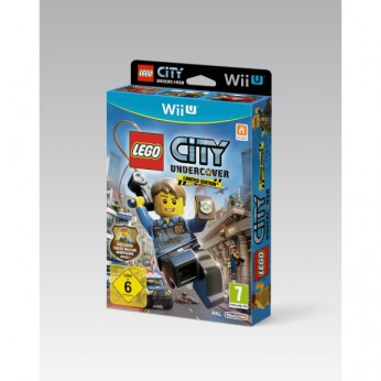 LEGO City Undercover WII U reviews