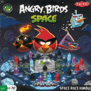 Angry Birds Kimble Space Game reviews