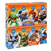 Mega Puzzles Skylanders 8 in 1 Multipack Puzzle