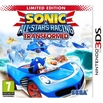 Sonic and Sega All Stars Racing Transformed 3DS reviews